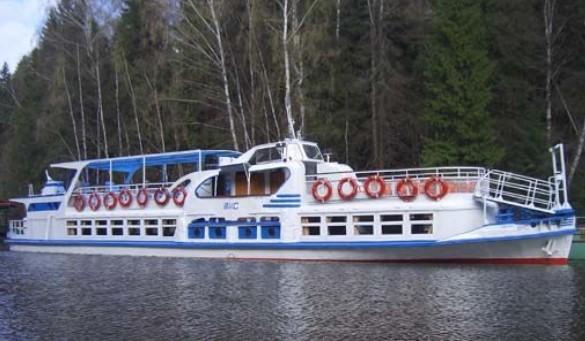 В Курске хотят запустить речные экскурсионные трамвайчики